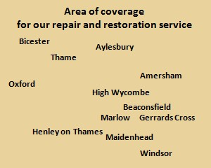 James Hughes Clocks provides an antique clock repair and restoration service in this area in Berkshire, Buckinghamshire and Oxfordshire